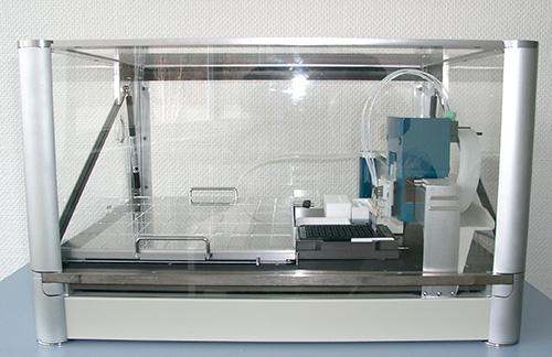GeSiM Nano-Plotter
