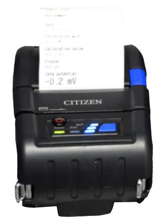 The ZETA-check printer