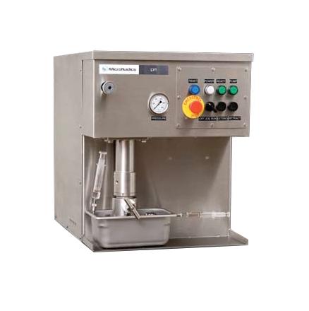 LV1 Microfluidizer High Pressure Homogeniser