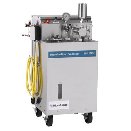 M-110EH-30 Microfluidizer High Pressure Homogeniser