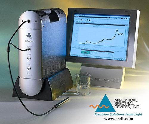 The ASD LabSpec Pro