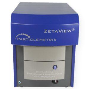 ZetaView® Nanoparticle Tracking Analyser