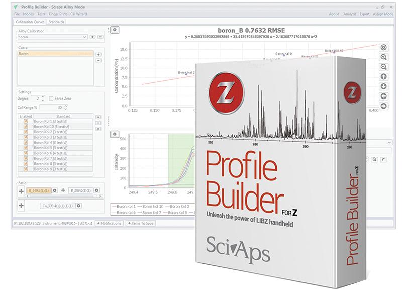 ProfileBuilder Software