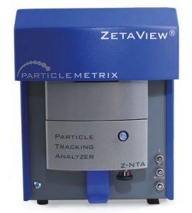 ZetaView Z-NTA | Fluorescent NTA