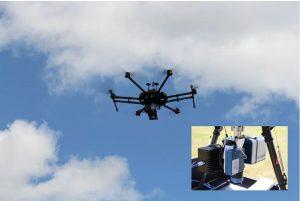 SWIR 384 + High-Performance GPS-IMU + HyperCore™ Data Storage