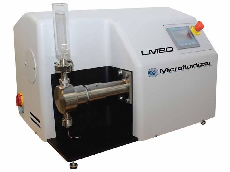 LM20 Microfluidizer®