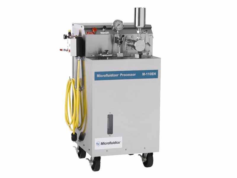 M-110EH Microfluidizer®