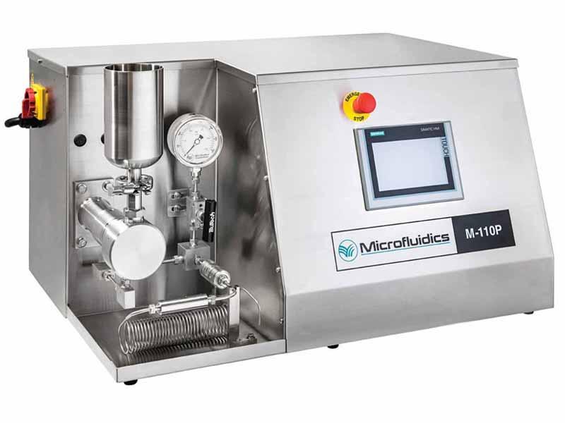 M-110P Microfluidizer®