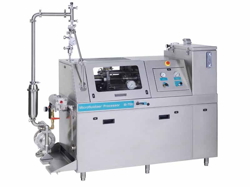 M-700 Series Microfluidizer®