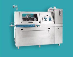 Pilot Scale Microfluidizers