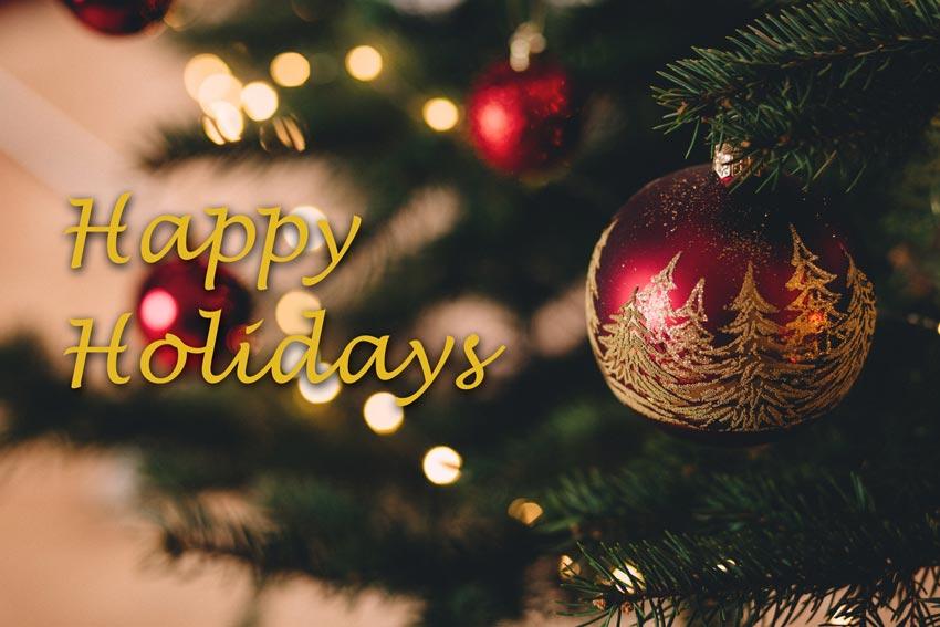 Happy Holidays from Analytik