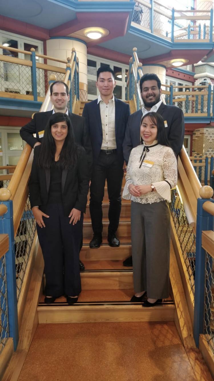 MBA CVP Students