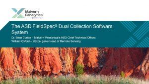 ASD FieldSpec Dual Webinar