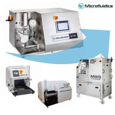 Microfluidizer Processors